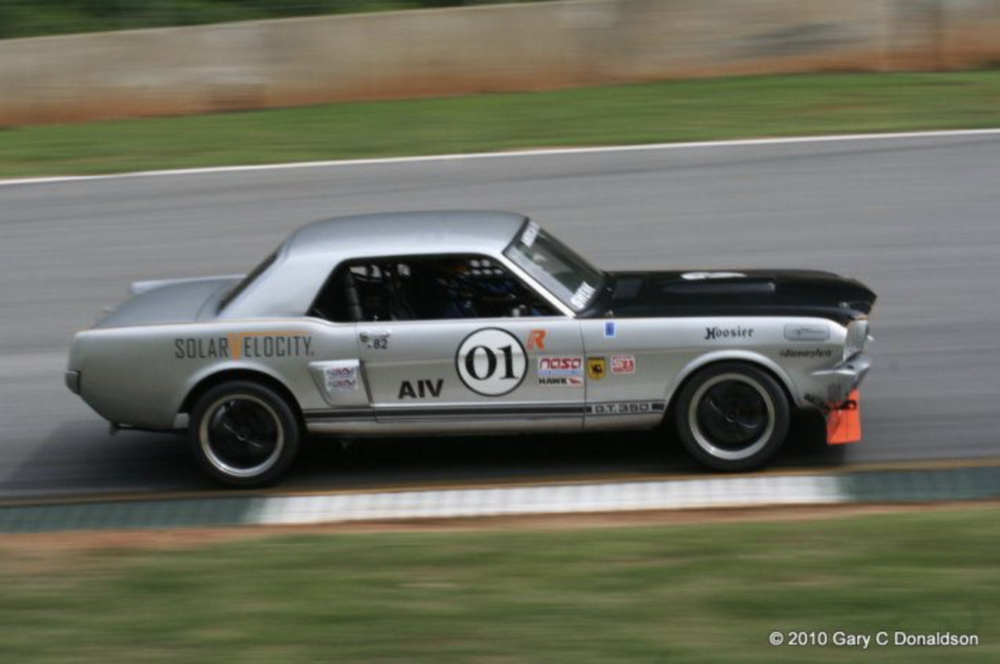 Classic Mustang Race Car Driver, Jason Swenk, Interview