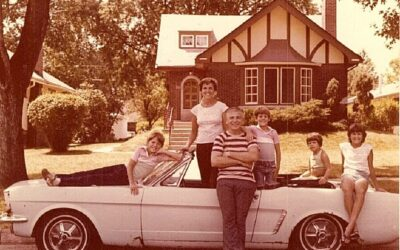Ford's FIRST Mustang Owners, Gail and Tom Wise