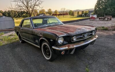 Matching Numbers, Your Birthday and Your Classic Mustang