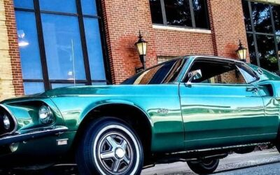 The Rarest Classic Mustang in Existence, the Original Mustang E – Tim Wise Interview