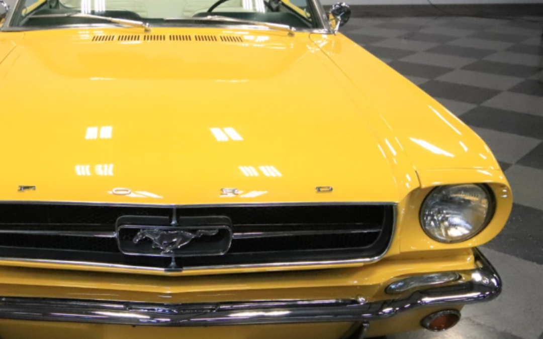 Buying and Selling Your Classic Mustang. Interview with Bob Mueller of Streetside Classics