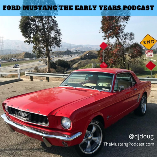 Classic Mustang Enthusiast and Instagram Influencer Dan Castle Shares His Story and Mission