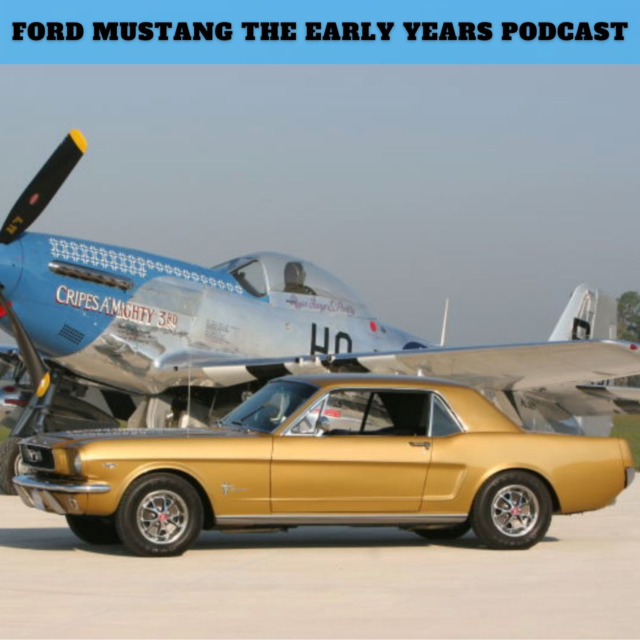 Classic Mustang Expert, Auto Journalist and Previous Mustang Monthly Editor, Mark Houlahan Interview