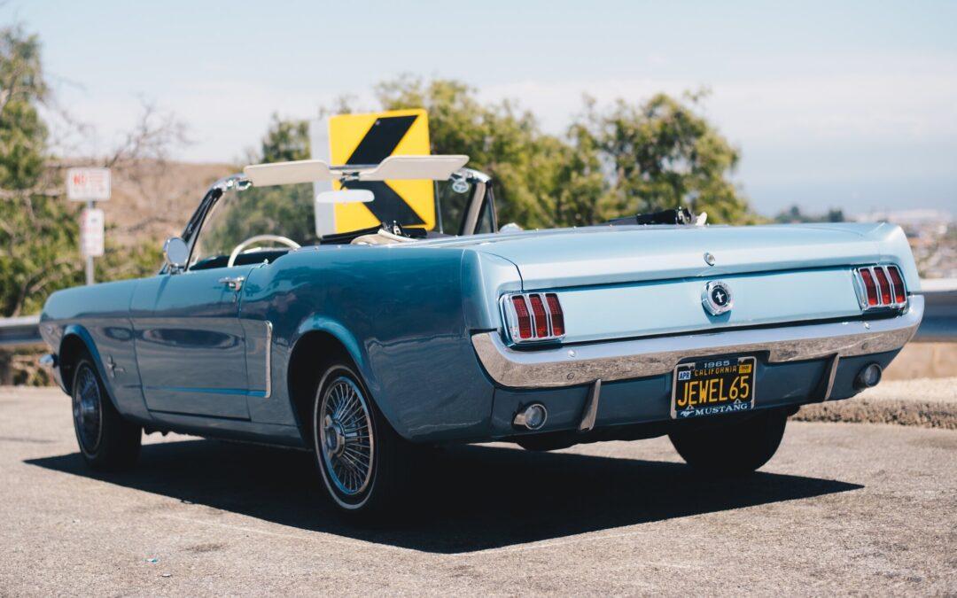 Mustangs, Drag Racing, Road Racing and Car Shows, Rob Kinnan Interview