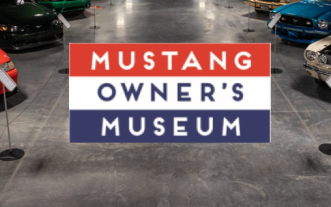 Mustang Owner's Museum Executive Director, Steve Hall Interview