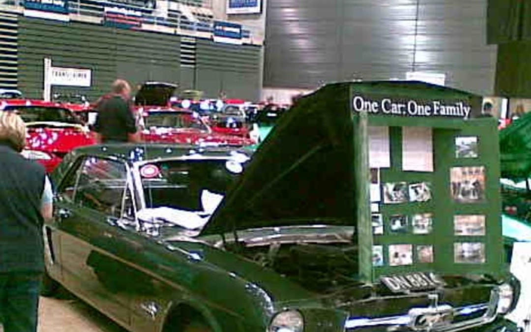 One Car One Family, Chris Hince Shares His Classic Mustang Story