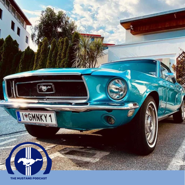 Mustang Muscle Car Buying and Selling Greg Payne Interview