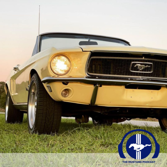 It's In the Family, Love for The Classic Mustang Brand, Drew Takach Interview