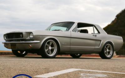 Vintage Race Car and Classic Mustang Enthusiast, Brad Newman Interview