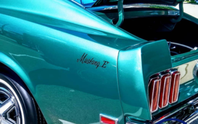 Wendy Kozma's Classic 1966 Pony Puts the Purr in Mustang Perfection